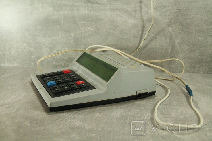 Настольный калькулятор Электроника G 3-05 м, фото №4