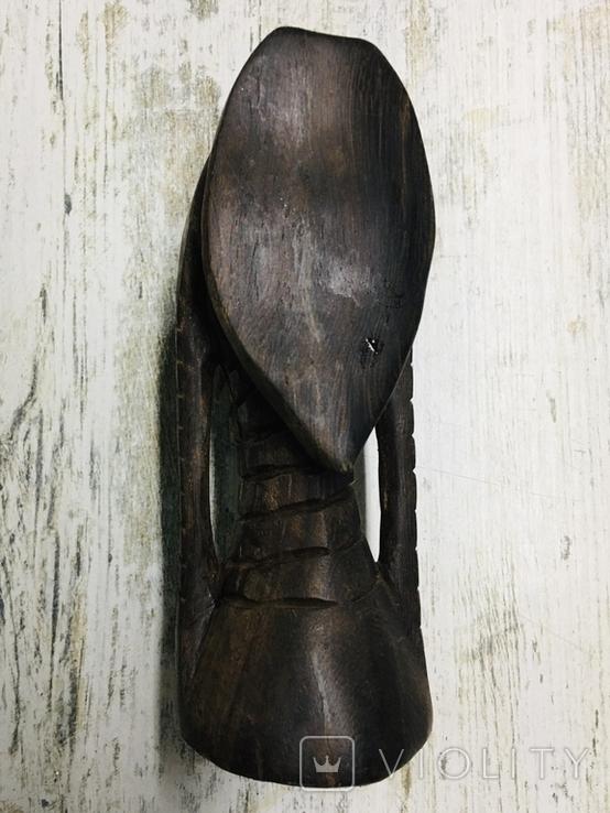 Фигура из плотного дерева., фото №10