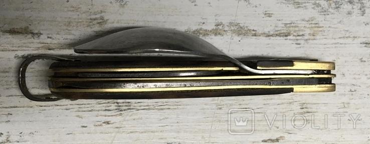 Нож с ложкой, фото №6