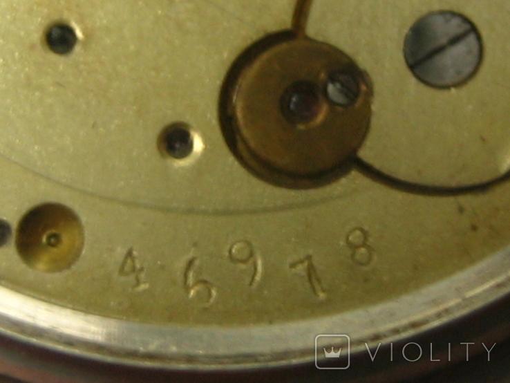 Цилиндровые часы, фото №12