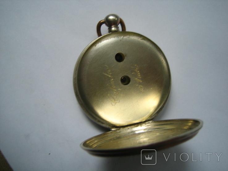 Цилиндровые часы, фото №13
