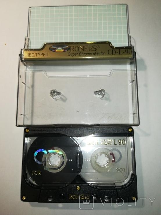 Аудиокасета, фото №2