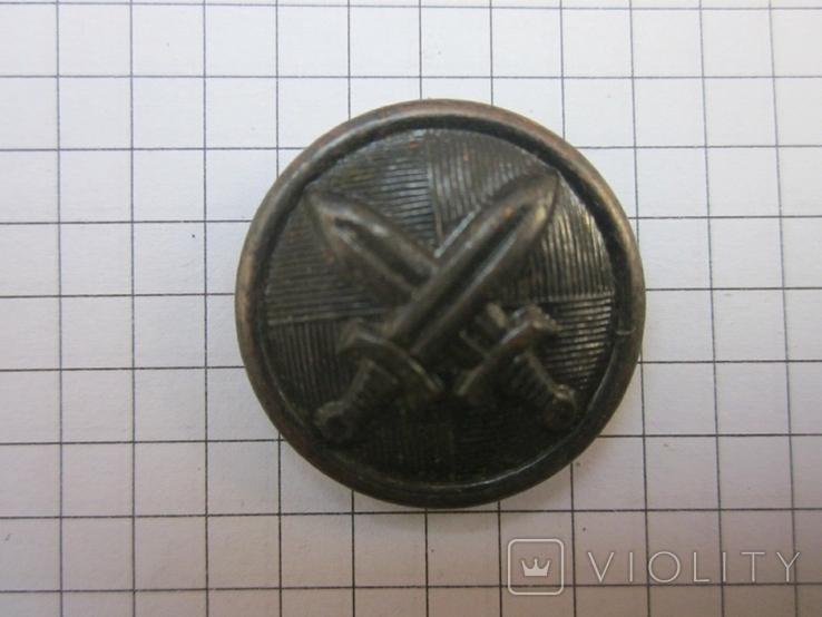 Пуговица Словакия, фото №2