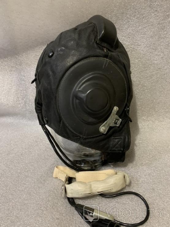 Шлемофон ВВС с гарнитурой, фото №7