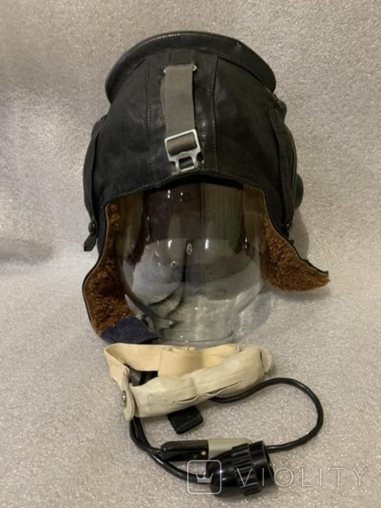 Шлемофон ВВС с гарнитурой, фото №13