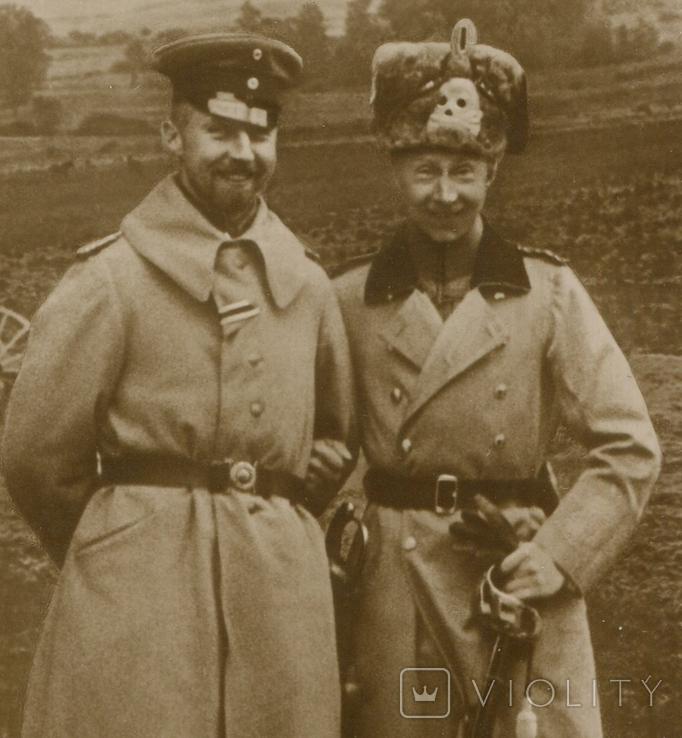 Германия. Принц Оскар и Кронпринц Вильгельм, фото №2