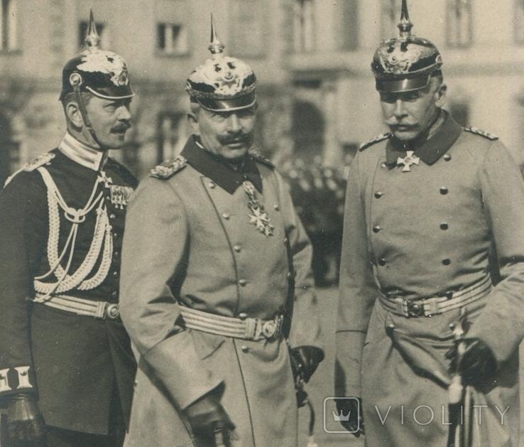 Германия. Кайзер и генералы, фото №2