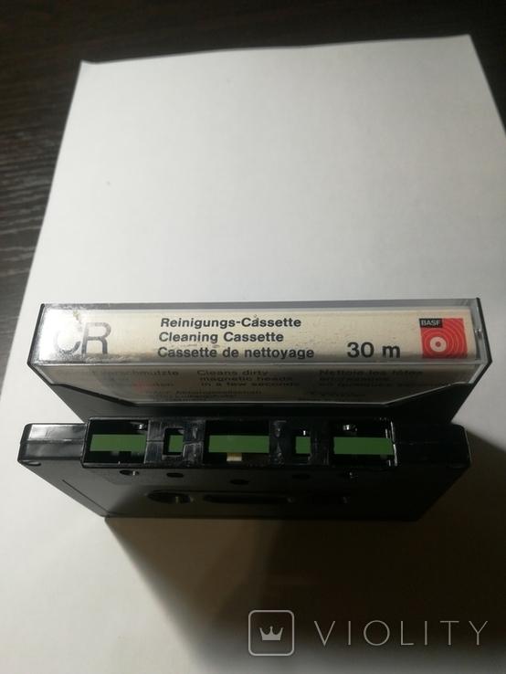 Чистящая касета, фото №4