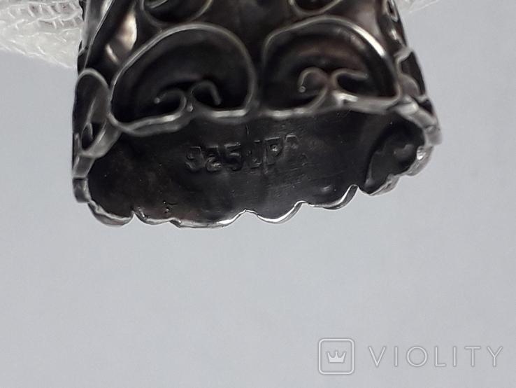 Напёрсток, наперсток, серебро, 2.25 грамма, Западная Европа или Латинская Америка, фото №10