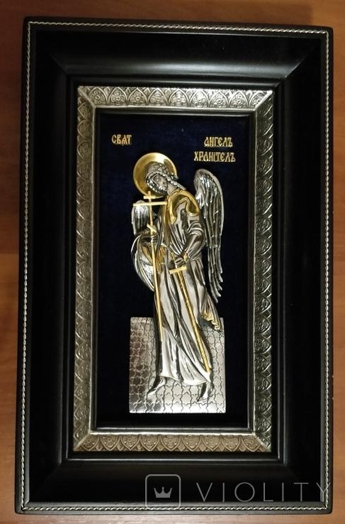 Икона Святого Ангела Хранителя, фото №3