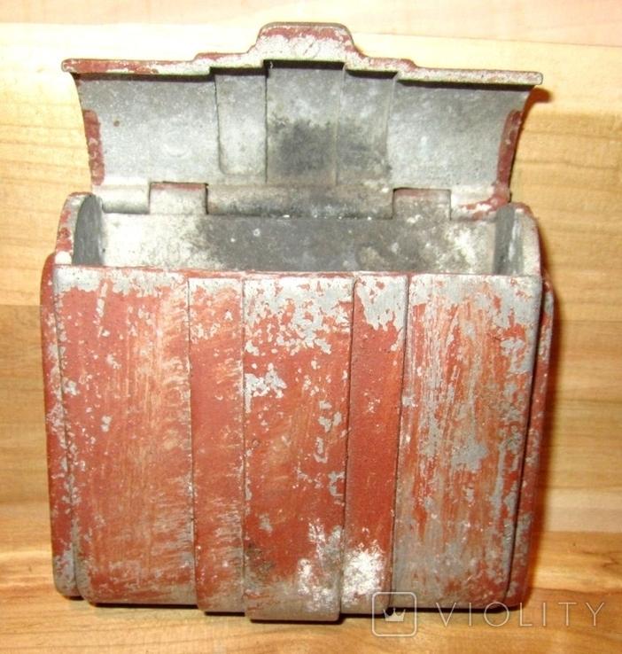 Пепельница с ЖД Вагона СССР, фото №3
