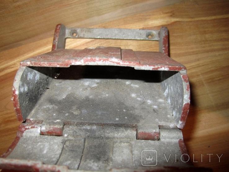 Пепельница с ЖД Вагона СССР, фото №7