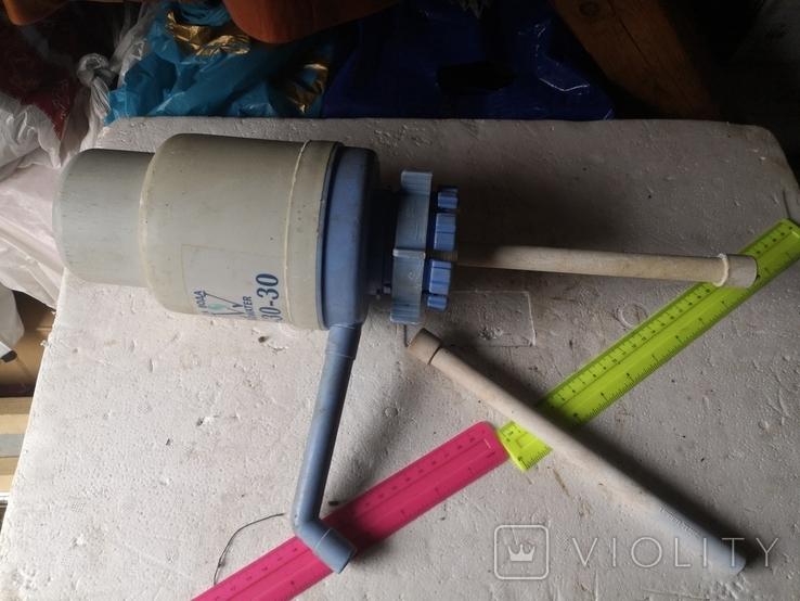 Помпа для воды механическая, фото №2