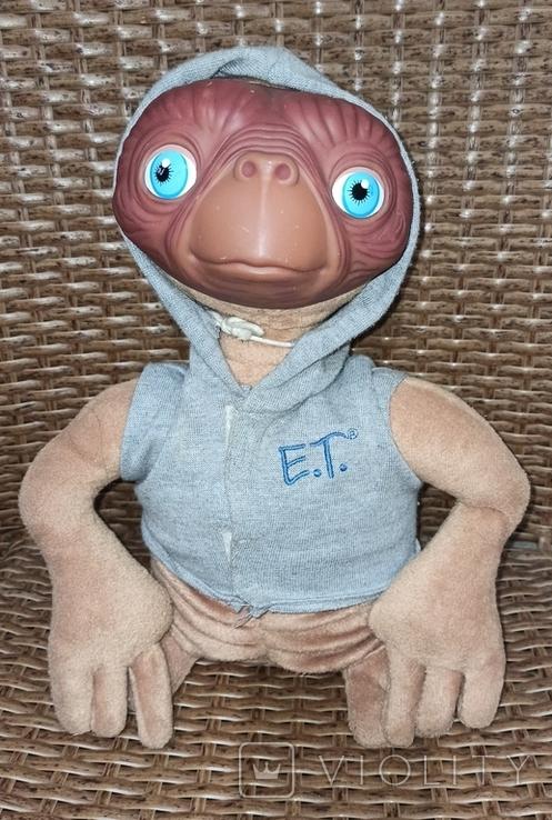 Инопланетянин ЕТ из фильма. Оригинал., фото №3