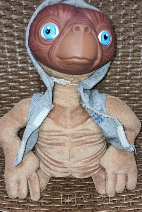 Инопланетянин ЕТ из фильма. Оригинал., фото №4