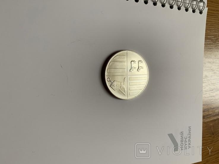 Андора. 1 динар. 2008 г. 999 пр. 31,1 гр., фото №8