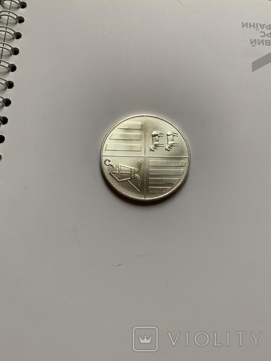 Андора. 1 динар. 2008 г. 999 пр. 31,1 гр., фото №9