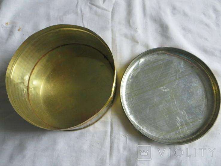 Металлическая коробка, ТАХАН ХАЛВА серидина ХХ в, фото №5