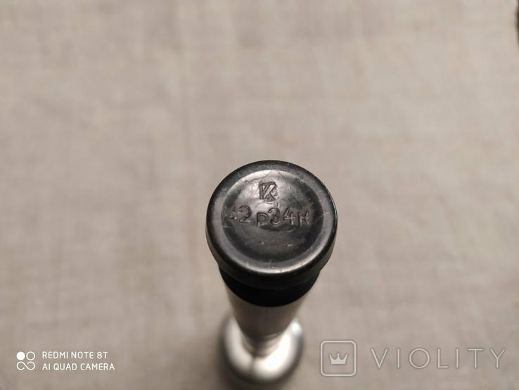 Пельменница кнопочная СССР. Металл, пластик., фото №3