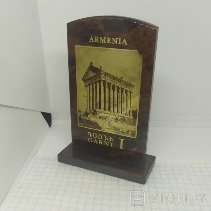 Настольный сувенир Армения, фото №3