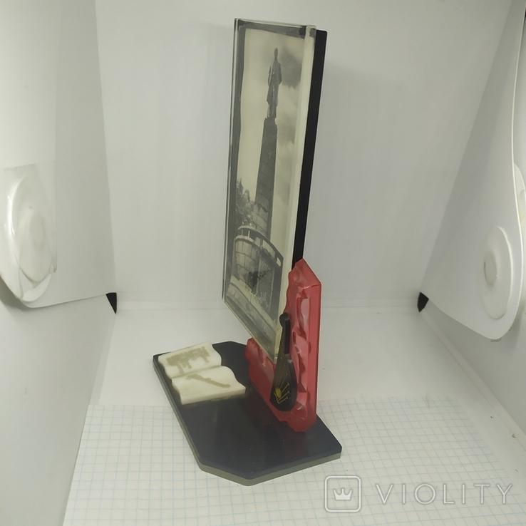 Настольный сувенир Тарас Шевченко. Высота 185мм, фото №6