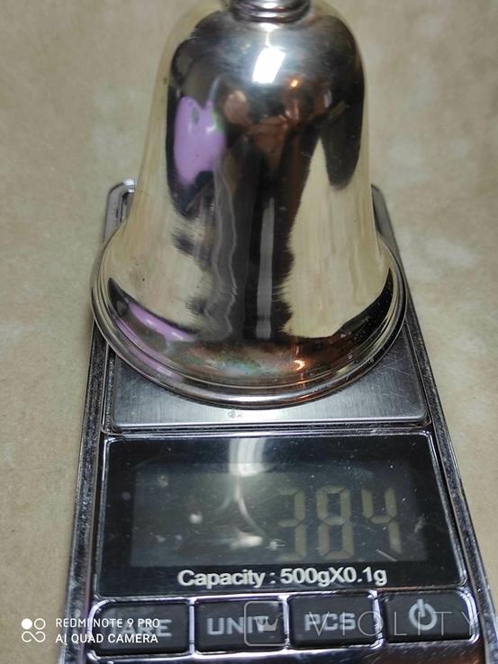 Серебряный колокольчик, фото №3