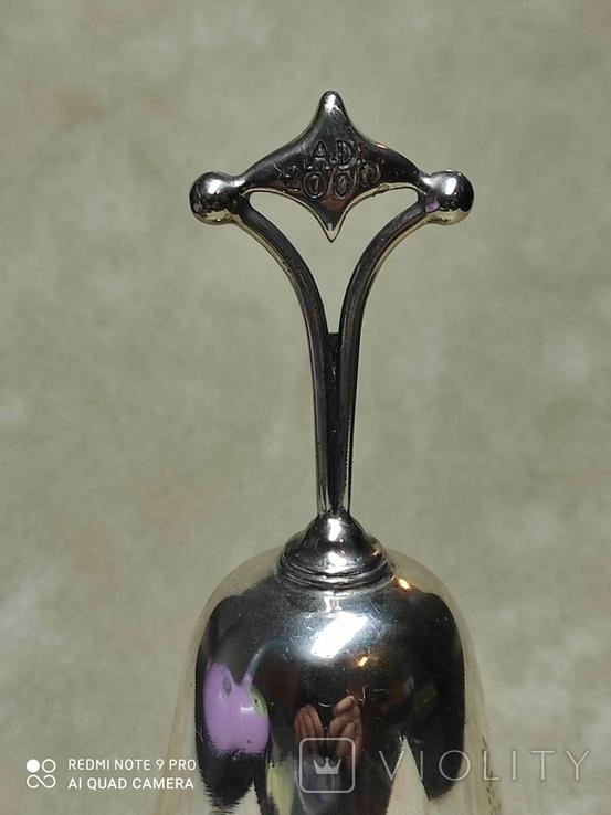 Серебряный колокольчик, фото №7