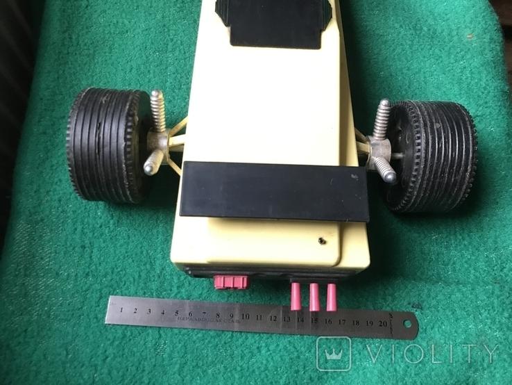 Гоночная машина. 13 спорт., фото №6