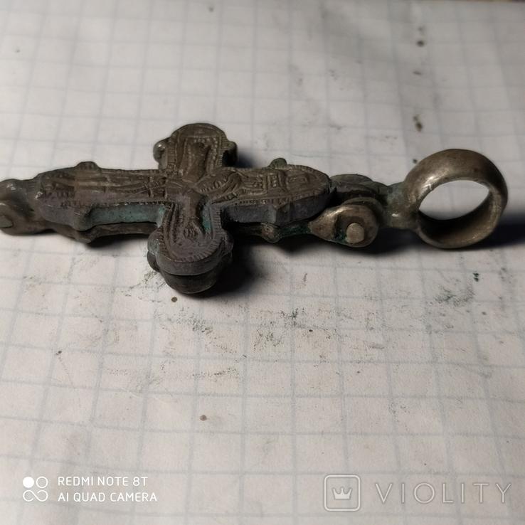 Енколпион кр серебро копия, фото №3