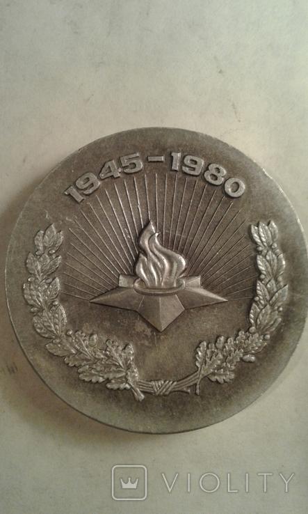 Настольная-медаль-35-лет-победы, фото №3