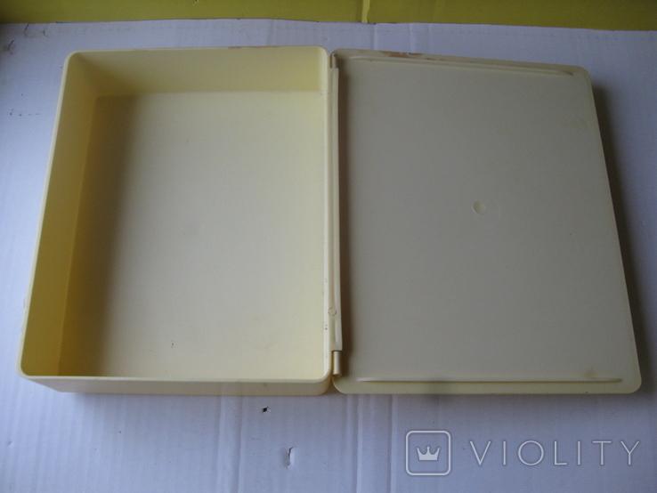 Коробка Вязники, пластмасса, СССР, фото №7