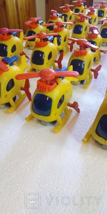 Игрушки вертолеты ссср 29 шт, фото №3