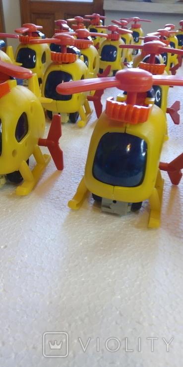 Игрушки вертолеты ссср 29 шт, фото №8