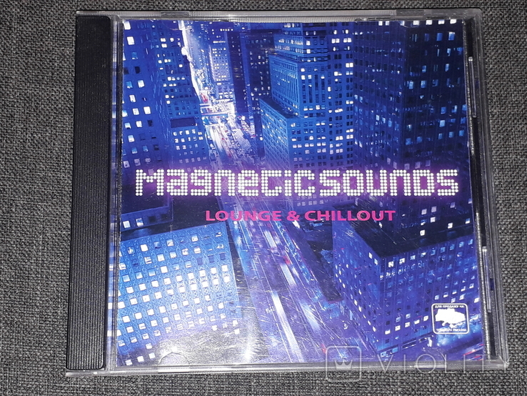 CD диск - Magnetic Sounds, фото №2