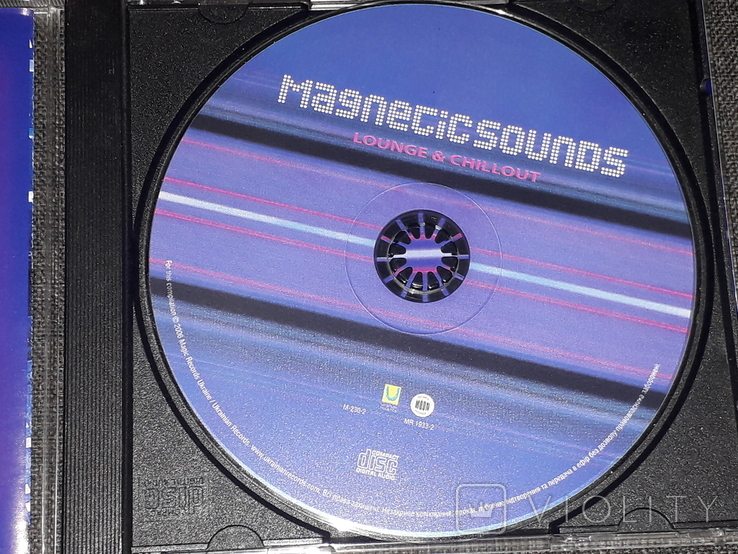 CD диск - Magnetic Sounds, фото №5