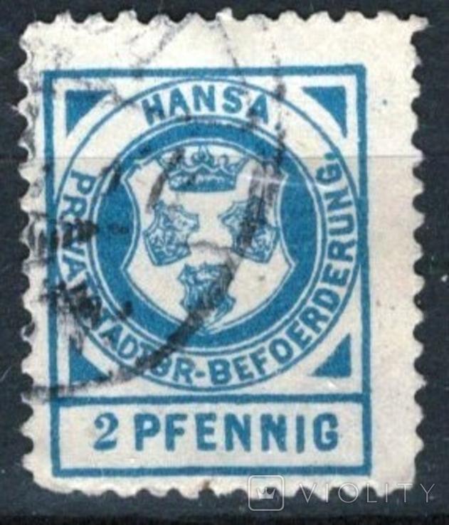 Гг054 Германские города. Кенигсберг 1894 №1