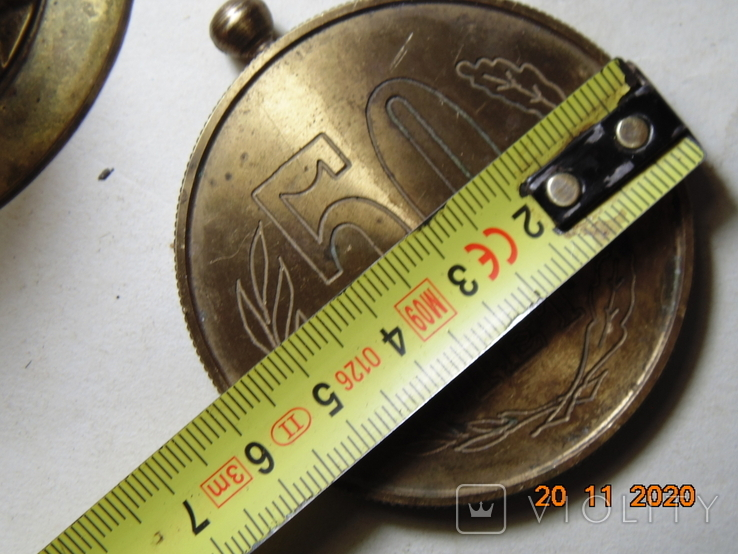 Изделия с бронзы 770 грм. Ручки и прочее. описание., фото №11