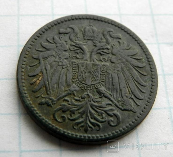 2 геллера 1899, фото №7