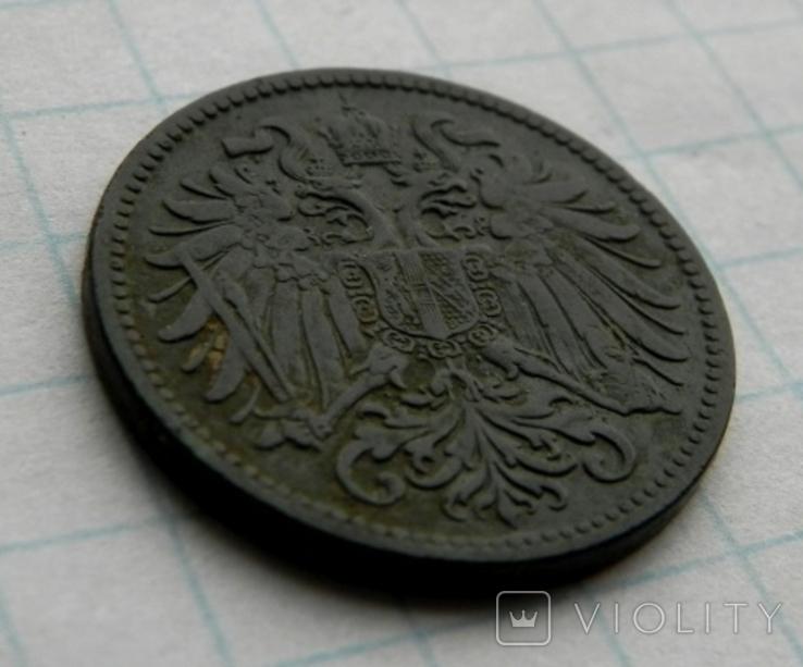 2 геллера 1899, фото №8
