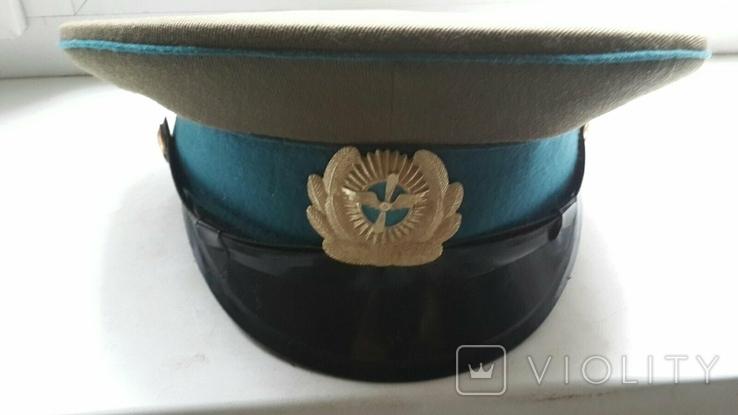 Фуражка летчика СССР 54 размер, фото №3