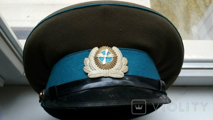 Фуражка летчика СССР 54 размер, фото №4