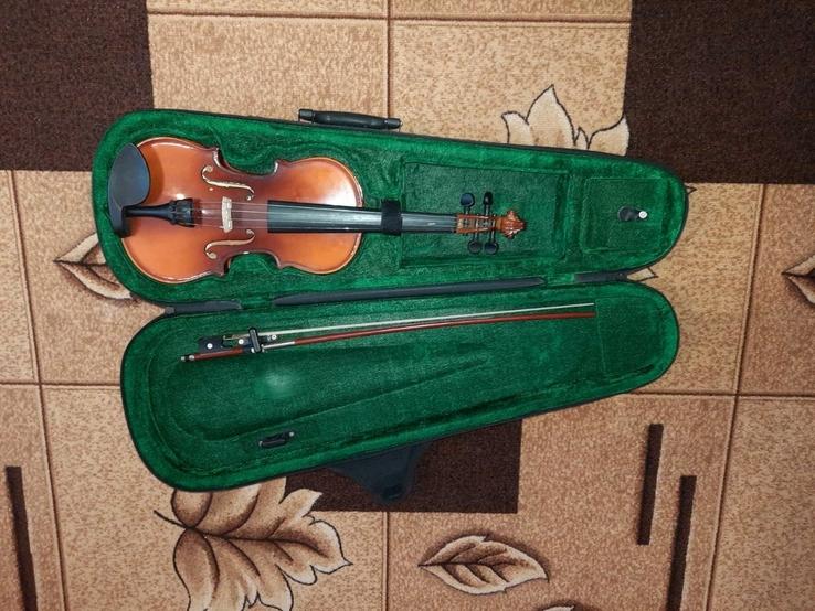 Скрипка Maxtone TV1/4P, фото №11