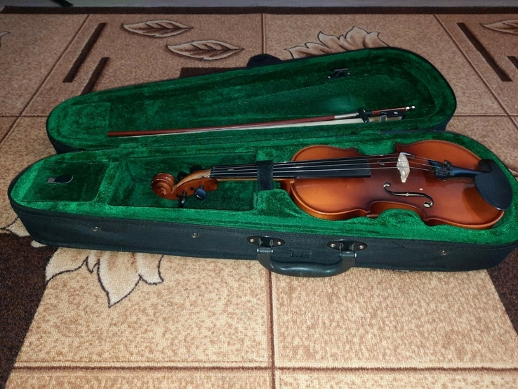 Скрипка Maxtone TV1/4P, фото №12