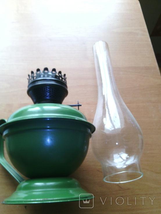 Лампа керосиновая со стеклом ( № 1 ), фото №5
