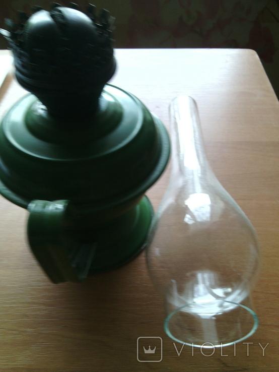 Лампа керосиновая со стеклом ( № 1 ), фото №7