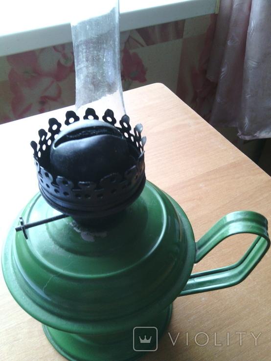 Лампа керосиновая со стеклом ( № 1 ), фото №10
