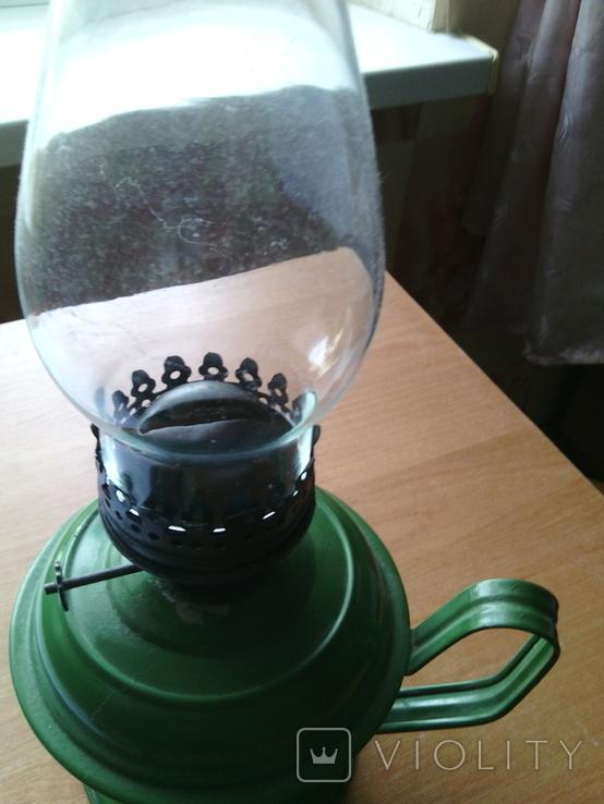 Лампа керосиновая со стеклом ( № 1 ), фото №11