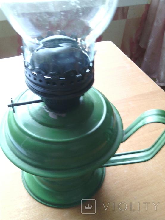 Лампа керосиновая со стеклом ( № 1 ), фото №12