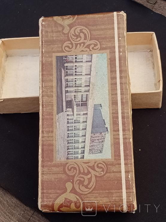 Коробка старая, фото №2
