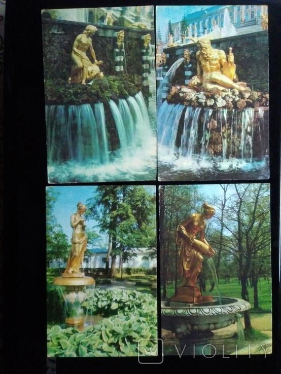 Коллекция открыток с видами города Ленинград, фото №3